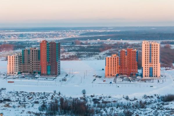 Банк готов предоставить кредит с первым взносом от 20% от стоимости выбранного жилья