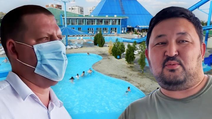 Под Волгоградом Следственный комитет заинтересовался аквапарком, в который не пустили ребенка-инвалида