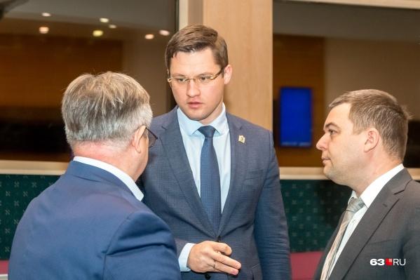 Евгений Чудаев был министром более двух лет