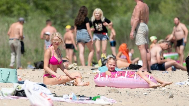 Под Волгоградом из-за приезда заместителей министра перекроют въезд на пляж «Бобры»