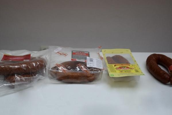 Специалисты проверили качество колбасы