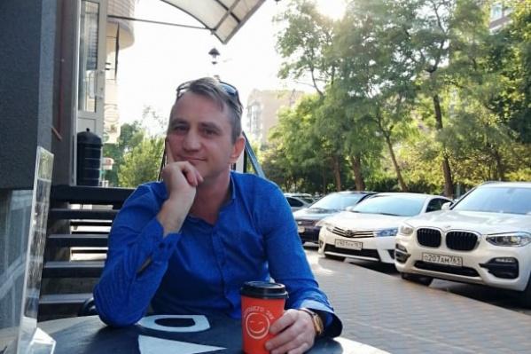 Игорь Хорошилов находится под арестом с 10 сентября