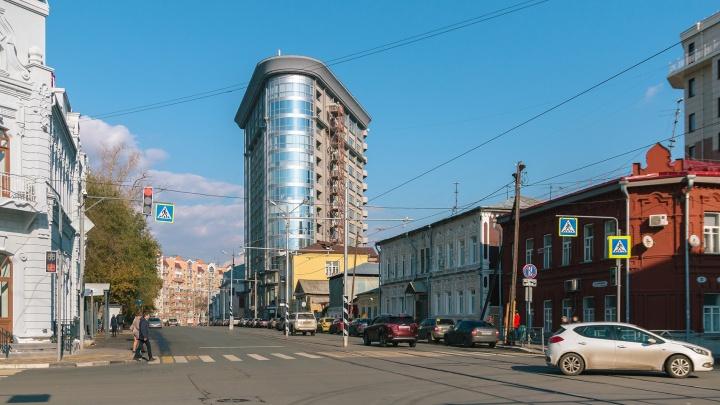 В областном Минстрое рассказали, по какому принципу будут застраивать исторический центр Самары