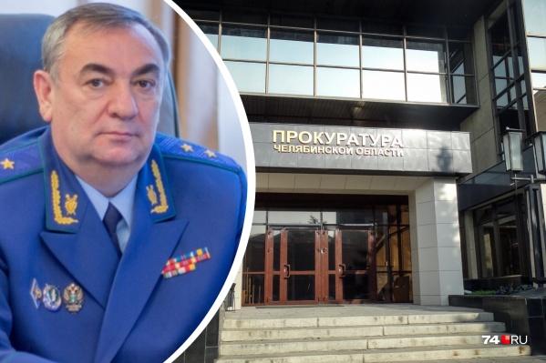 С <nobr>2011 года</nobr> Карен Габриелян руководил надзорным ведомством Карелии, теперь он переедет в Челябинск