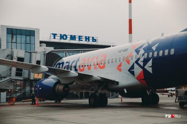 Самолеты Smartavia из Тюмени преимущественно будут летать в Питер. Любите этот город?