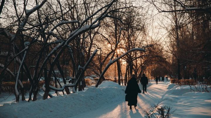Так холодно еще не было! Синоптики предупреждают о надвигающихся на Тюменскую область морозах