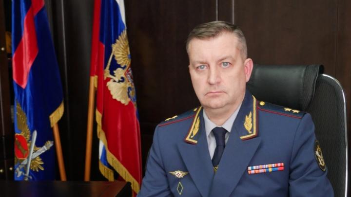 Красноярской ФСИН назначили нового руководителя из Новосибирска