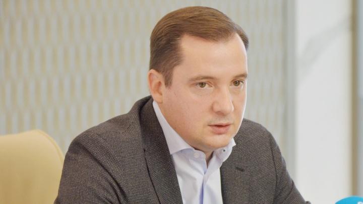Доход губернатора Александра Цыбульского за год вырос на 2 миллиона рублей