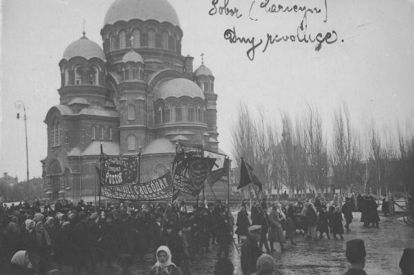 Гражданская война в Царицыне принесла смерть многим обывателям, не примкнувшим ни к белым, ни к красным