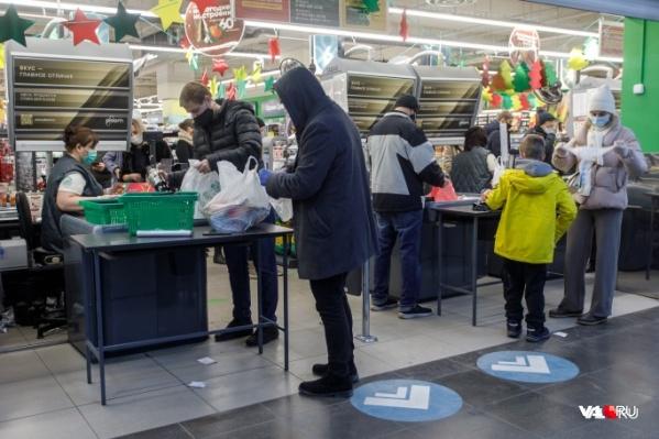 По мнению волгоградки, последствия коронакризиса горожане будут ощущать весь 2021 год