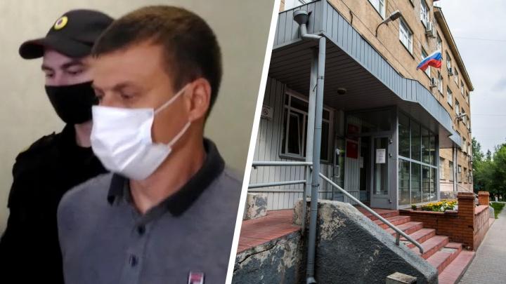 В Новосибирске суд отправил под домашний арест инженера АГЗС, где случился взрыв