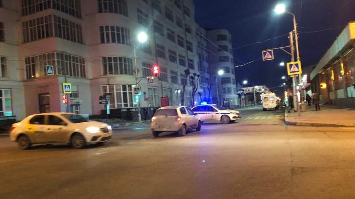 В полиции прокомментировали оцепление улицы Куйбышева в Самаре