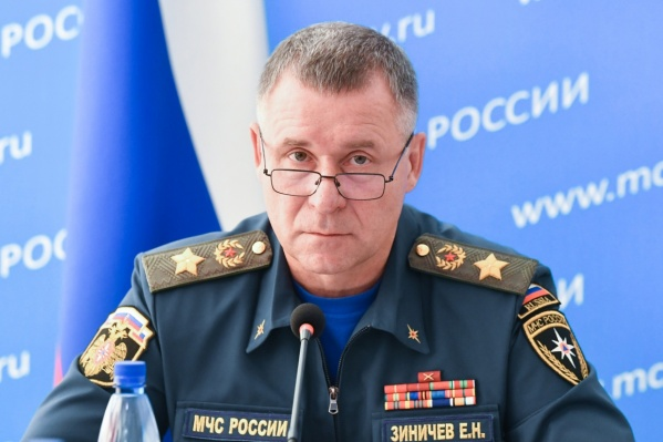 Глава федерального МЧС Евгений Зиничев погиб в Красноярском крае