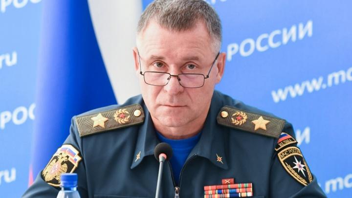 Губернатор Ярославской области — о гибели главы МЧС: «Ушел из жизни, пожертвовав собой»