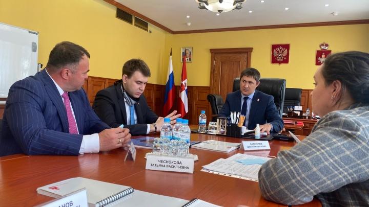 Власти Прикамья подпишут соглашение о развитии бокса в регионе