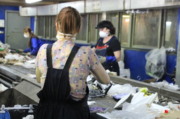 Жителей спрашивали, как работает мусорная реформа и согласны ли жители разделять отходы