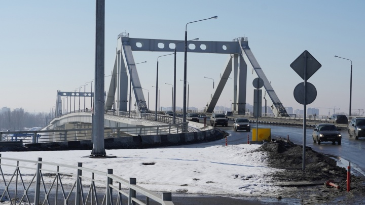 Проект строительства Самарского моста от Фрунзе до Шоссейной скорректировали