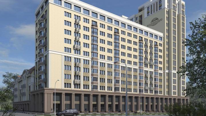Строительство без выходных: в ЖК «Континенталь» рассказали о ходе работ