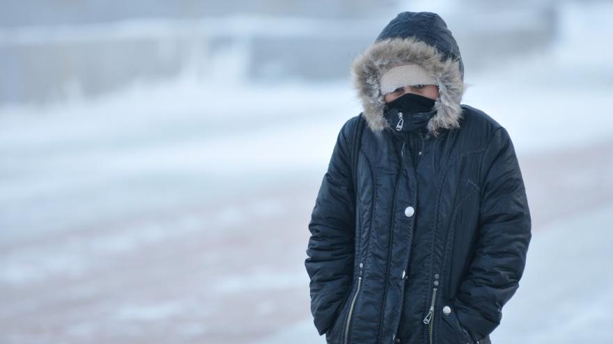 Леденящие -43 градуса. Публикуем инструкцию, что делать при обморожении и переохлаждении