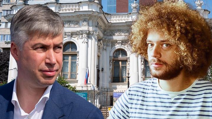 Логвиненко заявил, что с радостью прогуляется по Ростову с Варламовым