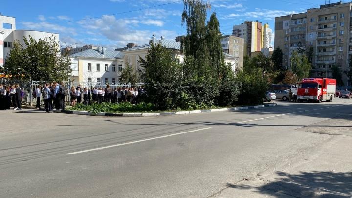 В Нижнем Новгороде массово эвакуировали школы