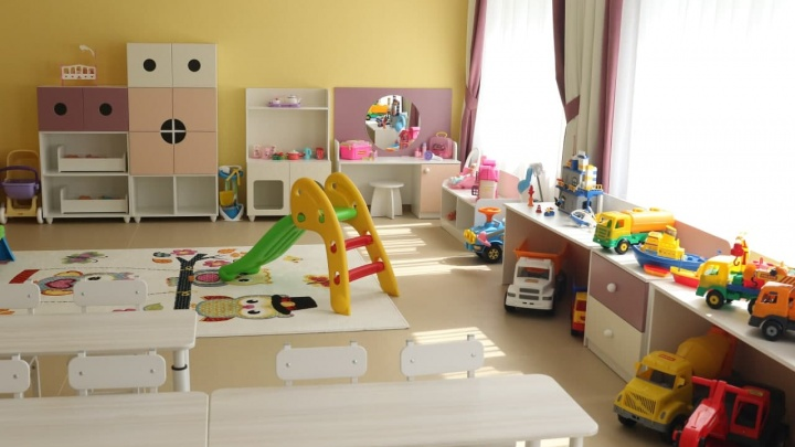 В Кемерово на «Радуге» открыли новый детский сад. На его строительство потратили 380 млн
