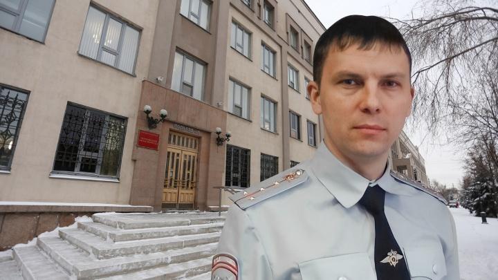 Экс-начальника ГИБДД Чебаркуля отправили в колонию за аварию шестилетней давности