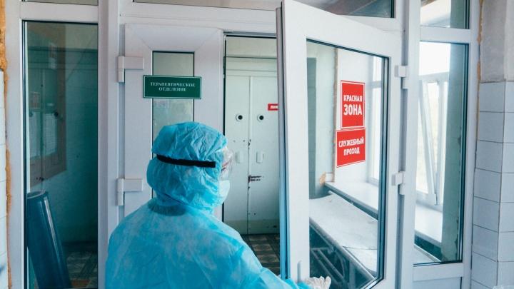 Количество зараженных коронавирусом в Омской области перевалило за 50 тысяч