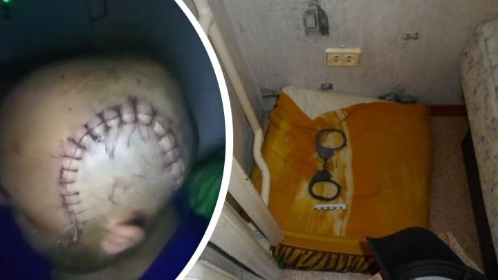 «Избивали его всю ночь его же костылями»: подробности жуткой расправы за затопленную квартиру