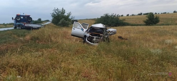 «На вертолете доставили в больницу»: в облздраве рассказали о состоянии мамы с дочкой, пострадавших в страшной аварии под Волгоградом