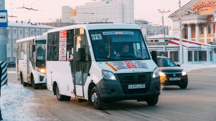 Маршрут № 323 обещали запустить на Панфилова после ремонта улицы Жукова, но есть нюанс