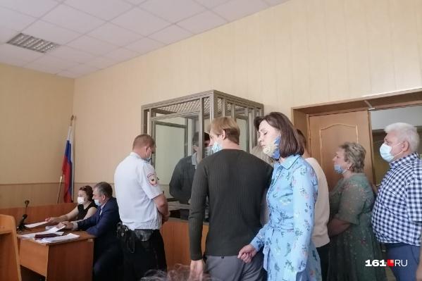 Цифры озвучивали на заседании по Вадиму и Эдуарду Бабаевым