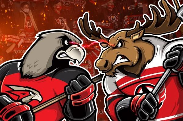 Матчи первого раунда плей-офф пройдут 2 и 4 марта в Балашихе, а 6-го и 8-го числа — в Екатеринбурге
