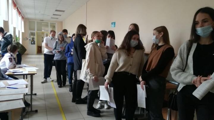 Студентам челябинского колледжа пригрозили переводом на дистант за отказ от вакцинации