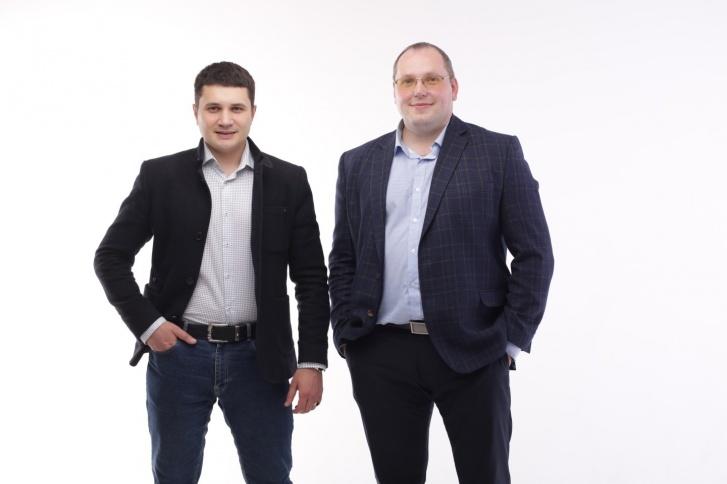 Дмитрий Дерен и Леонид Кожевников — друзья, партнеры
