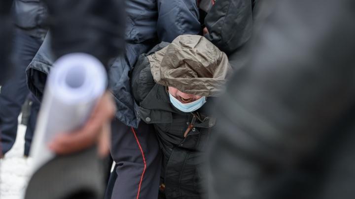 Нагулялись. Фоторепортаж изнутри ростовского протеста