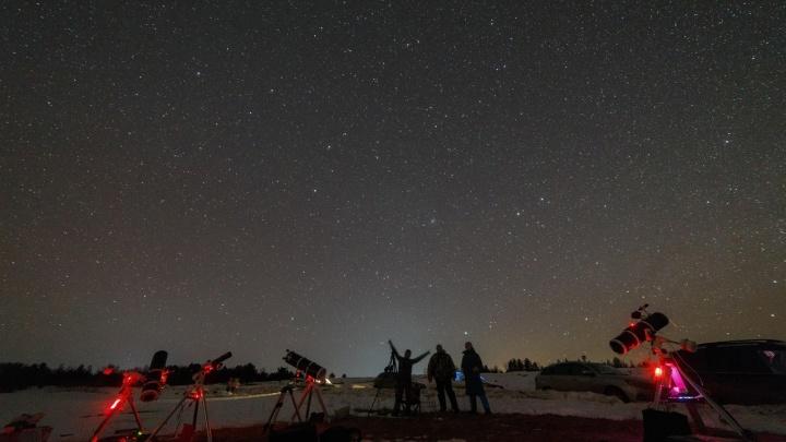 В день солнечного затмения в Академгородке, у «Планеты» и Театра кукол установят телескопы