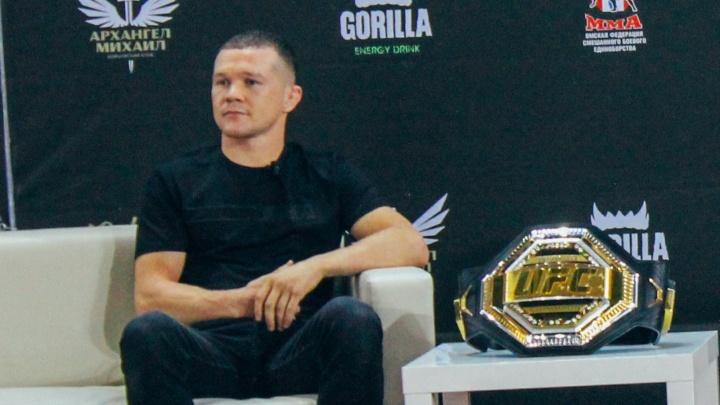 UFC организует матч-реванш между Петром Яном и Алджамейном Стерлингом