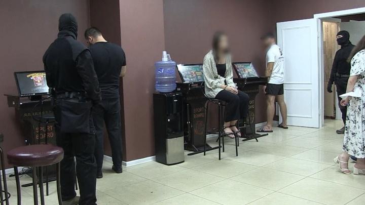 В Волгограде арестованы организаторы подпольного казино