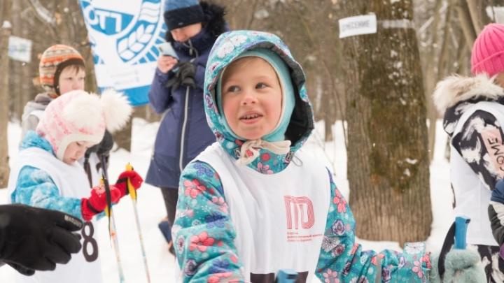 90 лет ГТО в Перми отметили лыжным забегом и сдачей нормативов