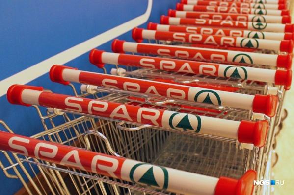 Часть «Горожанок» заменят супермаркеты сети SPAR