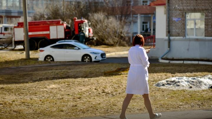 Указали на перинатальный центр: информация о бомбе в областной больнице оказалась ложной