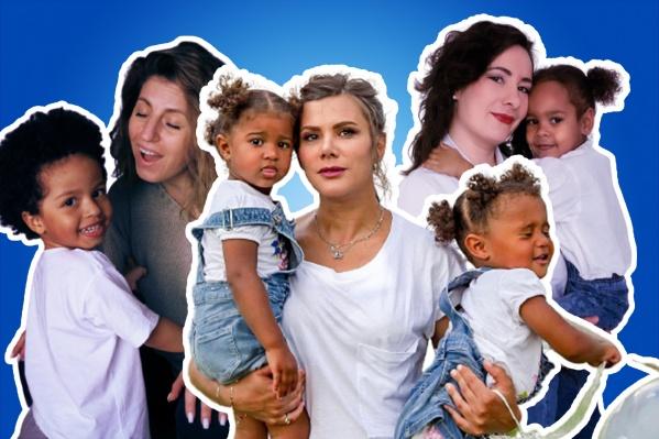 Истории женщин, чьи дети совсем на них не похожи