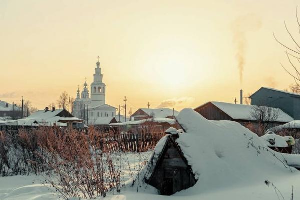 От Екатеринбурга до Кунгура — чуть больше 280 километров