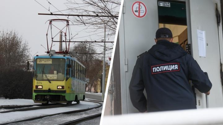 На хулиганов, избивших ломом водителя трамвая в Екатеринбурге, завели уголовное дело