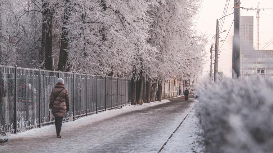 Синоптики рассказали, какой будет погода на предстоящей неделе в Прикамье