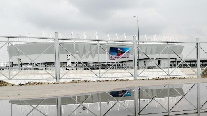 Стало известно, когда начнут строить подземный переход у «Ростов Арены»