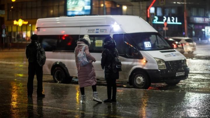 Мокрый снег и сбивающий с ног ветер: на Волгоградскую область обрушилась непогода