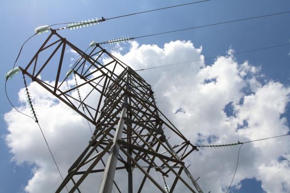 Подключение к электросетям работает через Единый портал электросетевых услуг