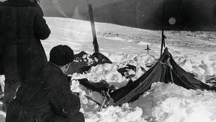 На месте гибели группы Дятлова нашли вещи, не принадлежавшие туристам